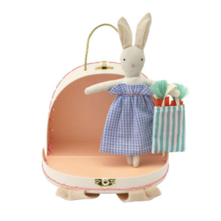MeriMeri 메리메리 - Bunny Mini Suitcase Doll