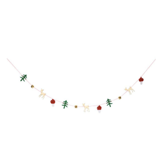MeriMeri 메리메리 - Woodland Mini Garland (Christmas edition)