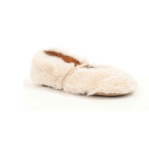 PEPE SHOES 퍼슈즈 / Vanlentina Fur Ballet Shoes_White color (11월초-중순 수령)